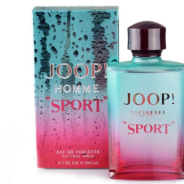 1x oder 2x Joop! Homme Sport EDT 200 ml für Herren
