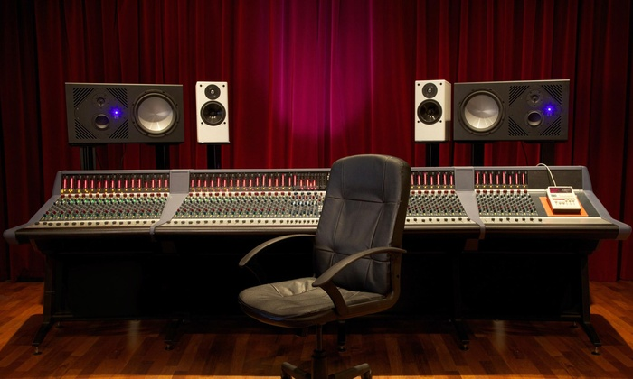 Mytunes Digital Distribution - San Jose: Three Hours of In-Studio Recording from MyTunes Digital Distribution (45% Off)
