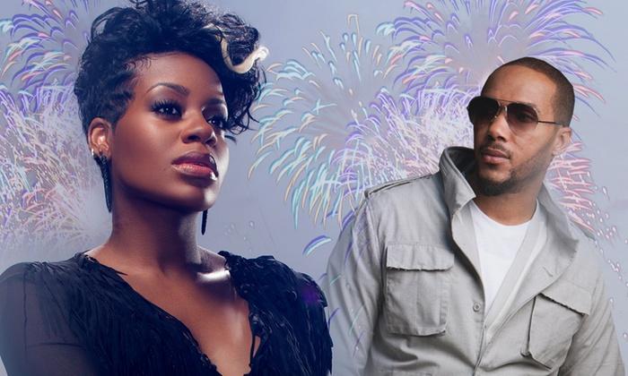 Fantasia with Lyfe Jennings - Bell Auditorium: Fantasia with Lyfe Jennings on January 3 at 7:30 p.m.