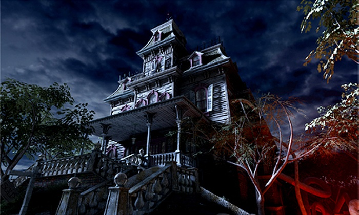 Haunted Scarehouse - Haunted Scarehouse : Admission for Two, Four, or Six at Haunted Scarehouse (Up to 55% Off). Six Options Available.