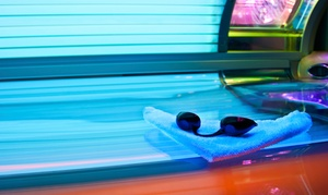 Fierce Tanning: One Month of Unlimited UV Tanning at Fierce Tanning (Up to 51% Off)