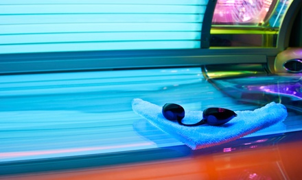 One or Three Norvell Spray Tans or One Month of Unlimited UV Tanning at Fierce Tanning (Up to 62% Off)