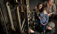 London Museum of Water and Steam: Adult or Family Entry (Up to 42% Off)