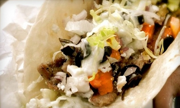 Shogunai Tacos - Honolulu: $14 for a Multi-Use Punch Card for $28 Worth of International Cuisine and Tacos at Shogunai Tacos