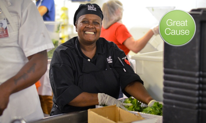 DC Central Kitchen: $10 Donation to DC Central Kitchen