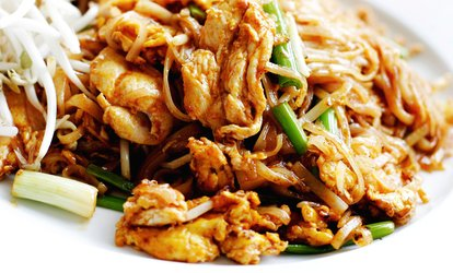 55% Off at Bangkok Dee Thai Cuisine