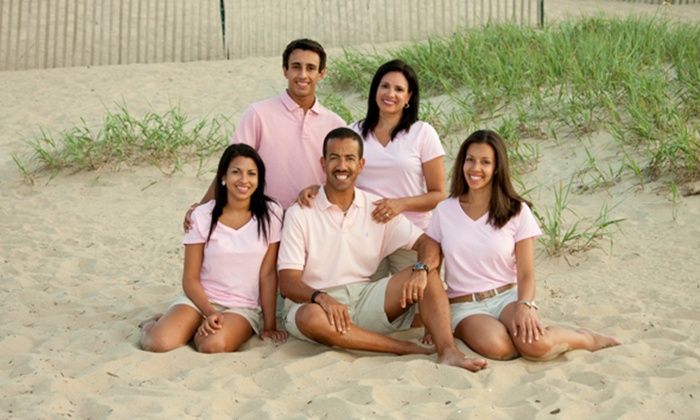 Deborah Sawyer Photography - Hampton Roads: $49 for a 30-Minute On-Location Family Photo Shoot and One Print from Deborah Sawyer Photography ($300 Value)