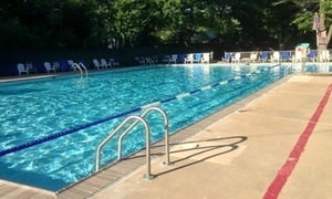 Edsall Park Swim Club: Season Pass for Two, Family Pass, or Season Pass for One from Edsall Park Swim Club (Up to 72% Off)