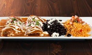 Corazon Mexican Kitchen: Contemporary Mexican Cuisine, or Sunday Brunch with Mimosas at Corazon Mexican Kitchen (Up to 50% Off)
