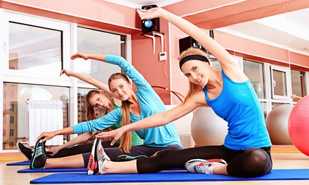 5 or 10 Drop-In Specialty Group-Training Classes with Full-Gym Access at Next Total Fitness (83% Off)