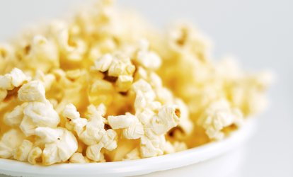 image for Popcorn, Cotton Candy, and Snack-Machine Rentals from Detroit Popcorn Company (Up to 50% Off)