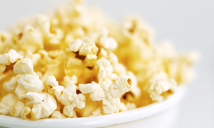 Detroit Popcorn Company - Redford Twp: Popcorn, Cotton Candy, and Snack-Machine Rentals from Detroit Popcorn Company (Up to 50% Off)