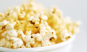 Detroit Popcorn Company: Popcorn, Cotton Candy, and Snack-Machine Rentals from Detroit Popcorn Company (Up to 50% Off)