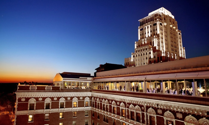 null - St Louis: Stay at The Chase Park Plaza Hotel in St. Louis, MO