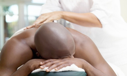 $53 for a 60-Minute Heated Massage with Aromatherapy at Blue Sky Wellness Studio ($100 Value)