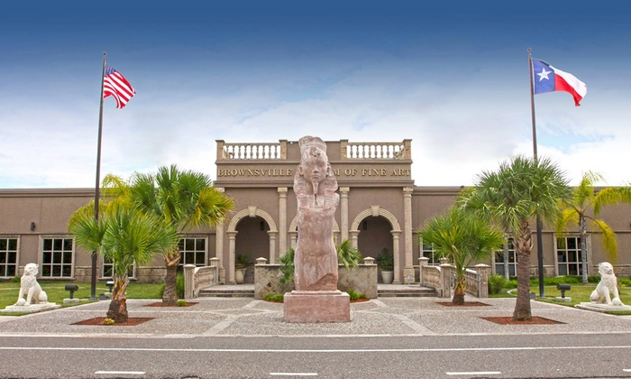 Brownsville Museum of Fine Art - Downtown Brownsville: Admission for Two or Four to Brownsville Museum of Fine Art (50% Off)