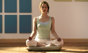 Wells Therapeutics, Inc. - Yoga Classes: $25 for Five Yoga Classes at Wells Therapeutics, Inc. - Yoga Classes ($55 Value)