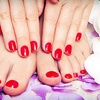 Up to 65% Off Shellac Manicures and Spa Pedicures