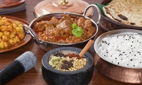 Two-Course Indian Meal with Rice or Naan for Two or Four at Jalfrezi (Up to 51% Off)