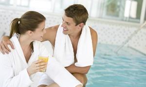 Ariss: Circuito spa de 2 horas con masaje para 2 personas con opción a parrillada o menú y zumoterapia desde 39,95 € en Ariss