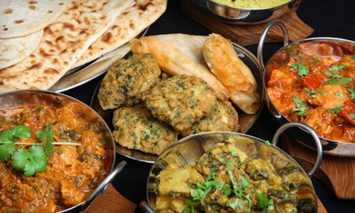 Indian Garden - West Rogers Park: Indian Food and Drinks at Indian Garden (60% Off). Two Options Available.