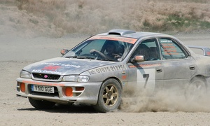 Rally Rides: Rally Car Experience from £19.99 at Rally Rides (Up to 58% Off)