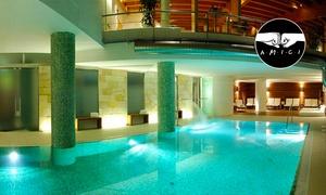 Terme Comano - Grand Hotel Spa Wellness & Restaurant: Terme Comano - Percorso benessere di coppia presso la Spa & Wellness più cena
