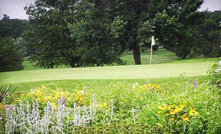 18-Hole Round of Golf for Two or Four Including Cart Rental at Washington Golf and Country Club (Up to 52% Off)