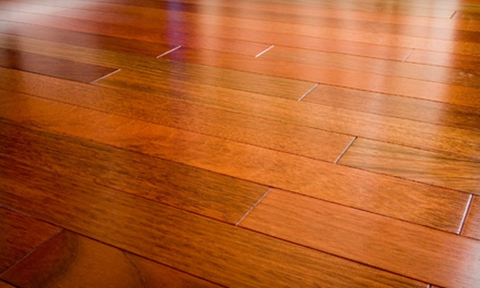 The Floor Doctor - Middletown: $149 for Up to 200 Square Feet of Hardwood-Floor Resurfacing from The Floor Doctor ($300 Value)
