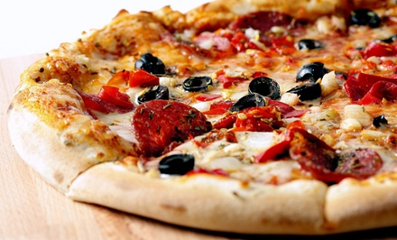 Italian Pizza Meal for Carryout or Vietnamese Pizza Meal for Dine-In at Rosaria Pizza (Up to 47% Off)
