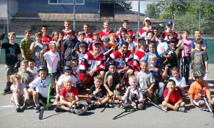 Braefoot Community Association - Victoria: One-Week Sports, All-Girls, or All-Boys Summer Camp for Ages 6–12 at Braefoot Community Association (Half Off)