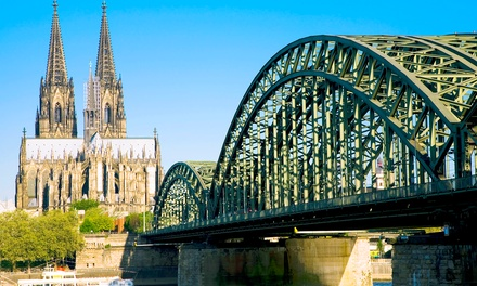 """1 Stunde Stadtführung """"Köln kompakt"""" durch Köln für 2 Personen mit FF Stadtführungen (50% sparen*)"""