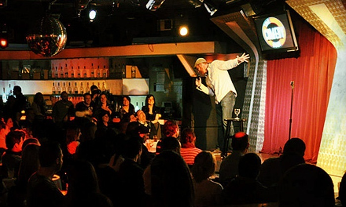 The Comedy Bar - Gino's East River North: Standup Comedy Show and Appetizer for Two or Four at The Comedy Bar (Up to 56% Off)