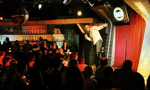 The Comedy Bar: Standup Comedy Show and Appetizer for Two or Four at The Comedy Bar (Up to 56% Off)