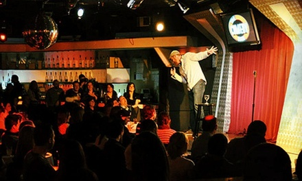Standup Comedy Show and Appetizer for Two or Four at The Comedy Bar (Up to 56% Off)