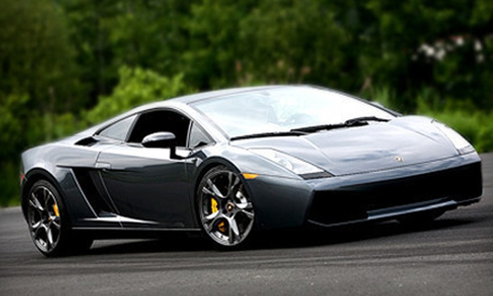Gotham Dream Cars - Harrisburg: $99 for a High-Speed Drive in a Ferrari or Lamborghini from Gotham Dream Cars ($249 Value). Two Options Available.