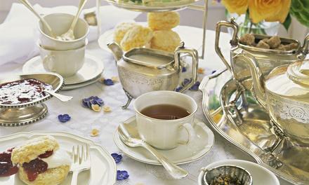 Luxe high tea bij Samen Eten en Drinken in s Gravenmoer (vanaf 2 personen)