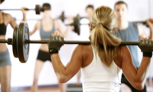O-Lifting Advantage: One or Two Months of Boot Camp Classes with Three or Five Meetings a Week at O-Lifting Advantage (Up to 57% Off)