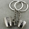 Couple's Coffee Mug Key Chains