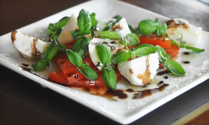 Zins - Cedar Rapids: $10 for $20 Worth of Internationally Inspired Small Plates at Zins