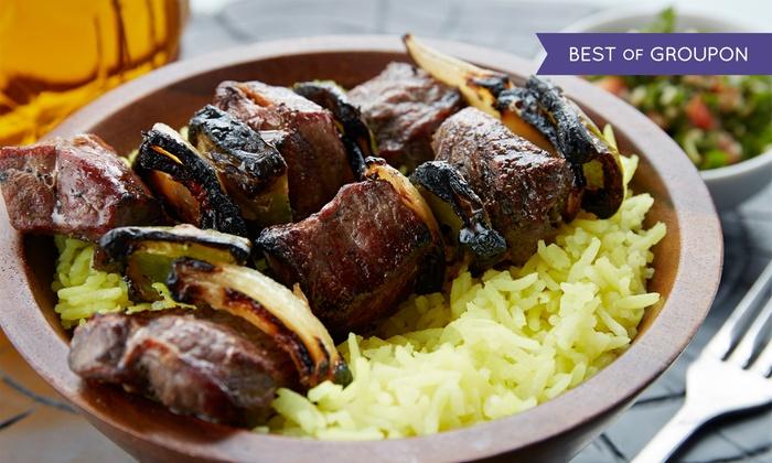 Afghan kabob house in arlington va groupon for Afghan kabob cuisine