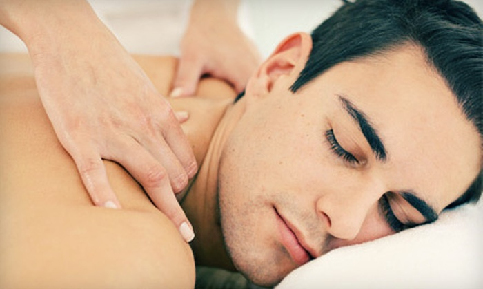 Super Spa - Midtown: 60-Minute Massage with a 30-Minute Full-Body Scrub or Foot Treatment at Super Spa (Up to 52% Off)