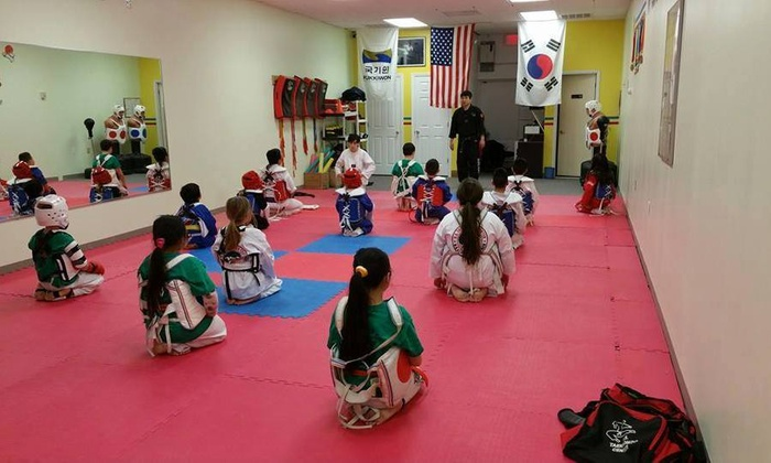 US Taekwondo Center - Multiple Locations: $29 for $82 Worth of Martial-Arts Lessons — Us Taekwondo Center