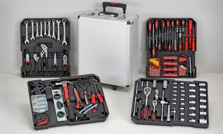 61- or 400-Piece Tool Set