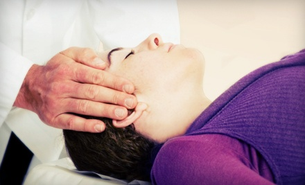 $22.50 for a Migraine Therapy Session with Cold Stones at Healing Touch Massage LMT ($70 Value)