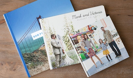 $35 for $100 Toward Custom Photo Books from Picaboo