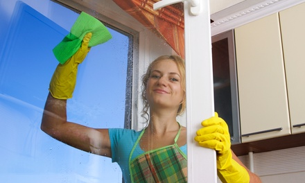 One or Three Window-Cleaning Sessions for Up to 30 Exterior Windows from Bay Window Cleaning (Up to 52% Off)