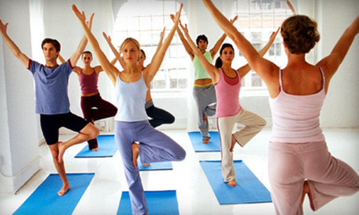 Yoga at Strong Bodies - Yarmouth: 10 or 20 Yoga Classes at Strong Bodies (Up to 70% Off)