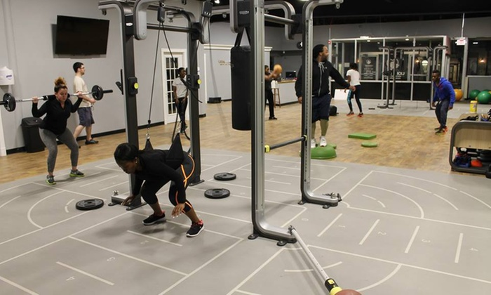 Lion Heart Health And Fitness - West Side: 10 Circuit Training Classes at Lion Heart Health and Fitness (45% Off)
