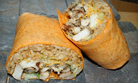 $7 for $14 Worth of Mediterranean Cuisine at Pita's Republic
